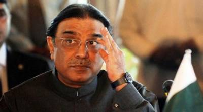 Sharif desires to form 'greater Punjab': Zardari