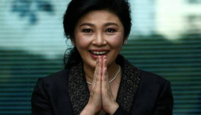 Thailand's former PM Yingluck fled to Dubai