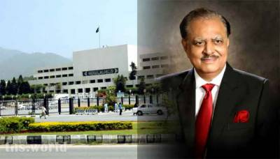 President Mamnoon Hussain summons NA session on Tuesday