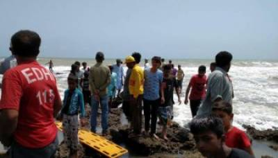 Three among Saudi diplomat's son drowned in Hawkesbay Karachi, confirms police