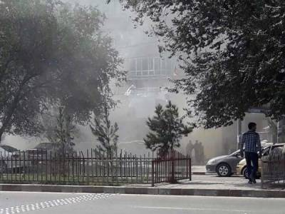 Four killed in blast near US embassy in Afghanistan