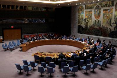 China working with U.N. Security Council members to discuss North Korea: Chinese Foreign Minister