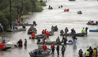 Harvey damage estimated at $42 bn, among most costly US storms