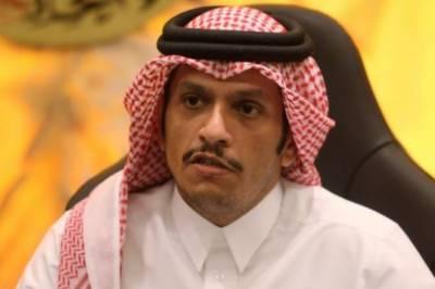 No sign Arab states willing to negotiate over boycott: Qatar