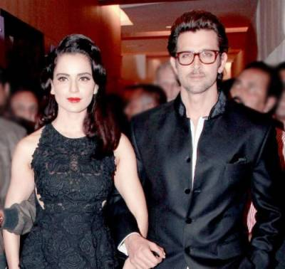 Hrithik, his father responsible for my dirty PR: Kangana