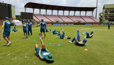Greenshirts to begin training for World XI tour today