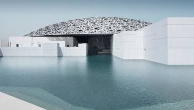 Louvre Abu Dhabi museum to open in November