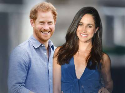 Prince Harry and I are in love: Meghan Markle