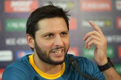 Shahid Afridi quits Afghanistan T20 League over family issue