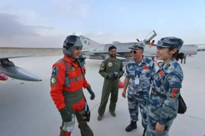 Pak-China Joint Air Force Exercise kicked off (Pics.)