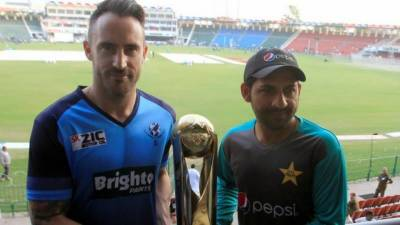 Pakistan vs World XI 2nd T20 match: World Xl beats pakistan by 7 wickets