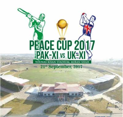 Pakistan XI vs UK Media XI: Pakistan XI set a 254 runs target