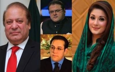 Sharif family' all accounts freezed, assets seized