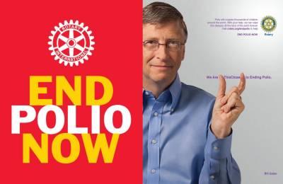 Bill Gates hails steps taken by Pakistan to eradicate polio