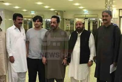 Justice Nawaz Marri: Police arrest Nawab Khair Bakhsh Marri after 18-year