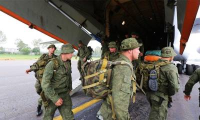 Two-week long Pakistan, Russia military exercise begin