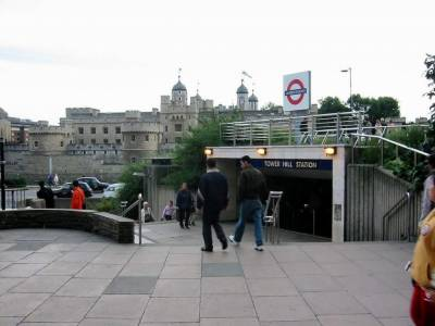 Explosion at Tower Hill station of London injures five