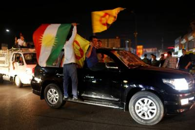 Iraq refuses to discuss Kurdish independence after referendum