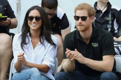 Prince Harry, Meghan Markle make first official outing