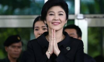 Rice subsidy programme: Thai's ousted PM sentenced to 5 years in prison