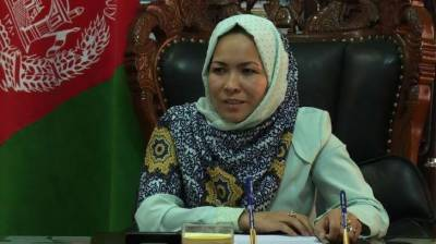Sole Afghan woman governor replaced by man