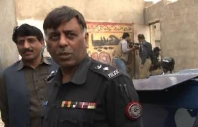 Five suspected terrorists killed in Karachi
