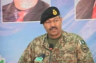 Lt Gen Aamer Riaz appointed as Corps Commander Lahore