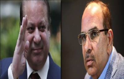 Ousted PM Nawaz meets Malik Riaz