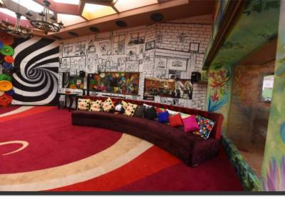 Watch 'Bigg Boss 11' interior pictures