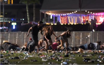 Firing at American musical concert, 59 dead 200 injured