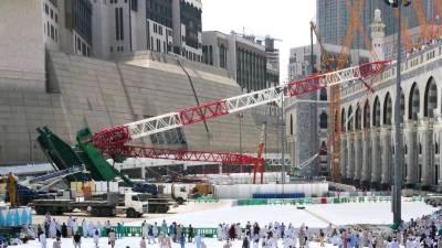 Makkah crane crash case: Saudi court acquits 13 accused