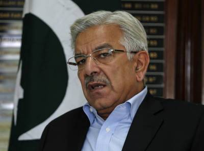 Khawaja Asif arrives in US for Crucial Tour