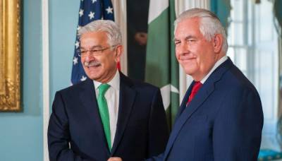 Pakistan is critical for the long-term stability: US Secretary of State