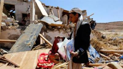 Saudi-led military alliance blacklisted for killing children in Yemen