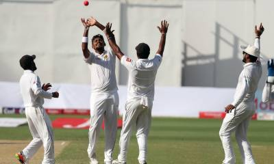 Pakistan vs Sri Lanka, 2nd Test, day, 3: Pakistan all out for 262