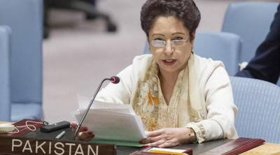 Maleeha Lodhi criticizes India for 'mass blinding' in Kashmir