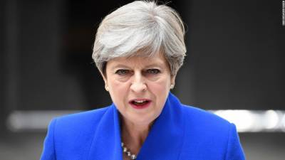 British PM May refuses to say how she would vote in another Brexit referendum
