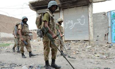 Pak Army recovers five foreigners kidnapped in 2012 from Afghanistan: ISPR