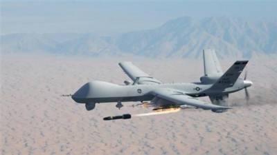 14 suspected terrorists killed in US drone strike in Afghanistan