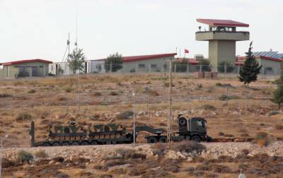 Turkish army expands deployment in Syria's northwest: rebels