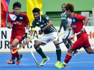 Hockey Asia Cup2017: Pakistan draw 1-1 against South Korea