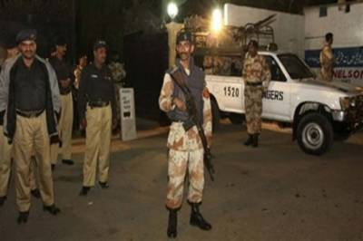 Eight alleged terrorists killed by Rangers, CTD in Karachi