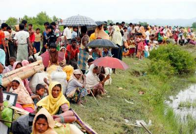 Returning Rohingya may lose land, crops under Myanmar plans