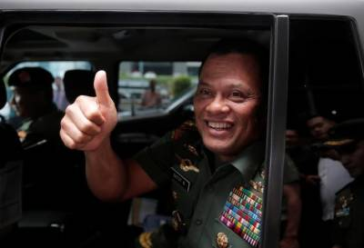 Indonesia asks why US blocked military chief's travel