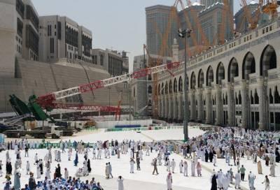No compensation for Makkah crane crash's victims, rules Saudi court