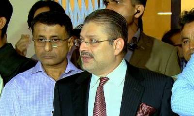 NAB arrests Sharjeel Memon after SHC rejects his bail plea