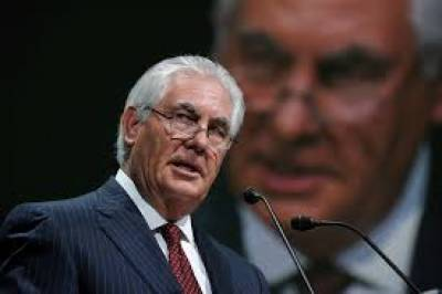 Rex Tillerson reaches Pakistan over bilateral cooperation