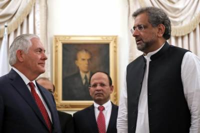 Pakistan important to maintain peace, security in region: Rex Tillerson