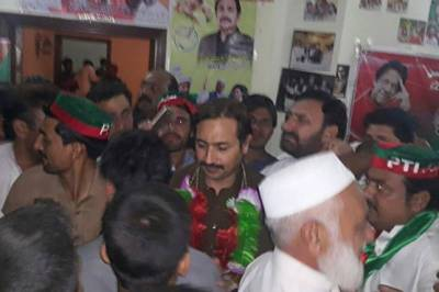 PTI's Arbab Amir Ayub wins NA-4 by-election