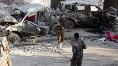 29 killed as Somalia police end night-long siege of hotel